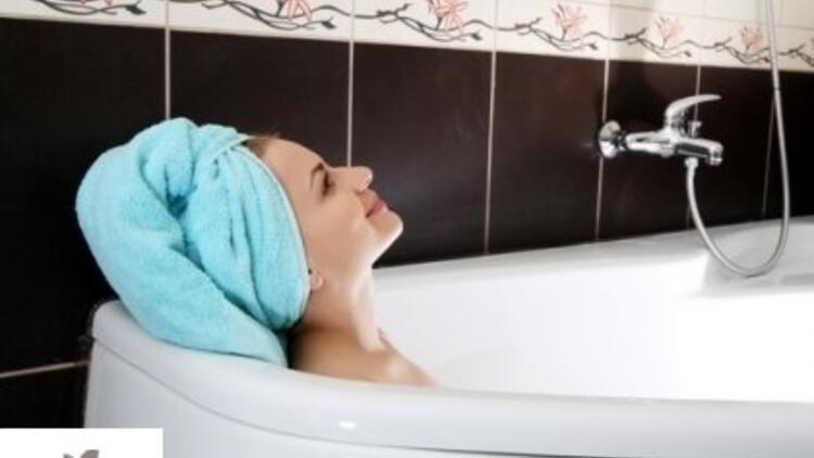 Hamilelikte Banyo Keyfi