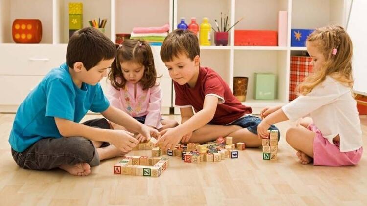 Oyun oynayan çocuk daha zeki oluyor