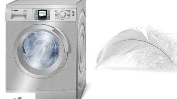 Bosch çamaşır makineleri ile alerjiye karşı üstün koruma