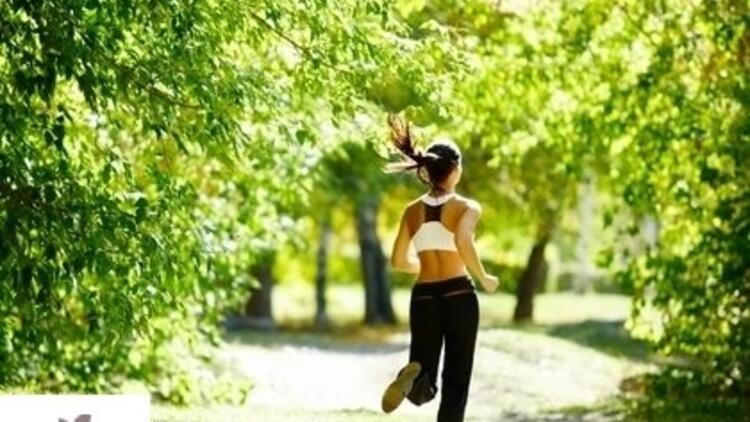 Açık Havada Egzersiz Yapmak