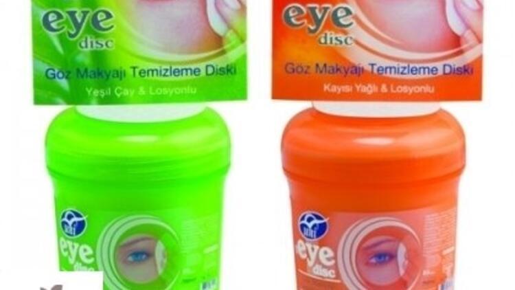 Göz Makyajı Temizlemek Artık Çok Kolay…