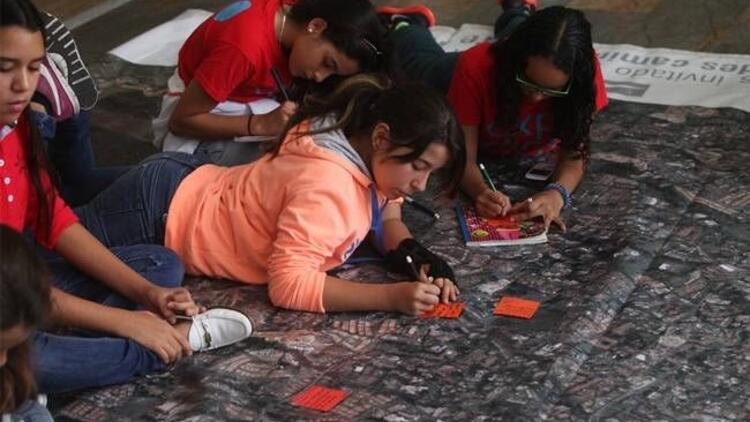 Çocuklar İstanbul'dan ilham alacak