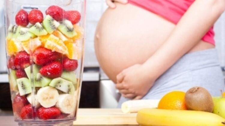 Kilolu Hamilelerin Beslenmeleri