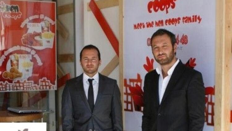 Hen Coops İlk Şubesini Batı Ataşehir'de Açtı