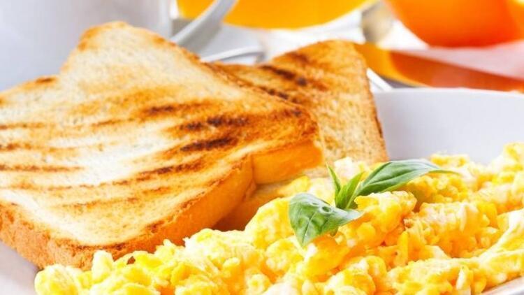 Sınav sabahı doğru beslenme çok önemli