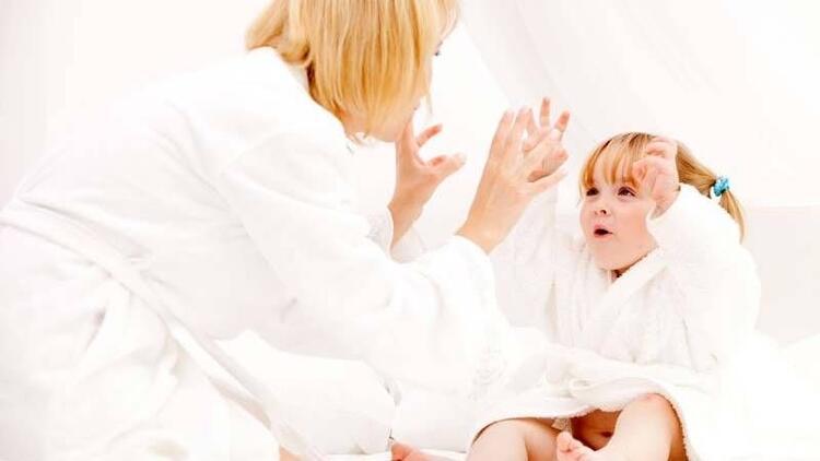 Çocuğunuzun ilacı sizsiniz