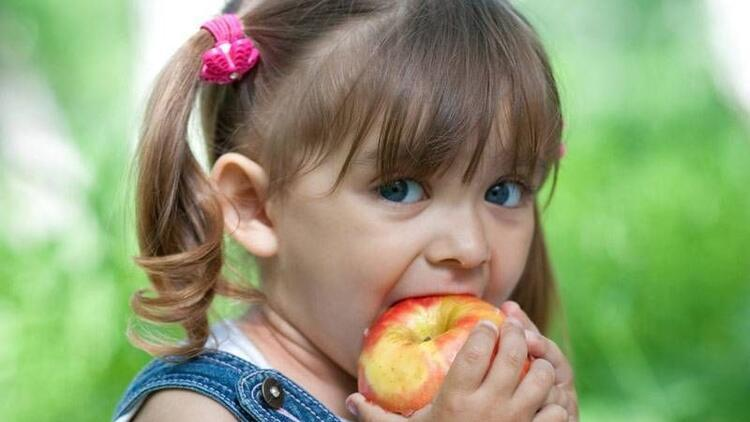 Çocuğunuzun gelişimini hangi besinler etkiler?