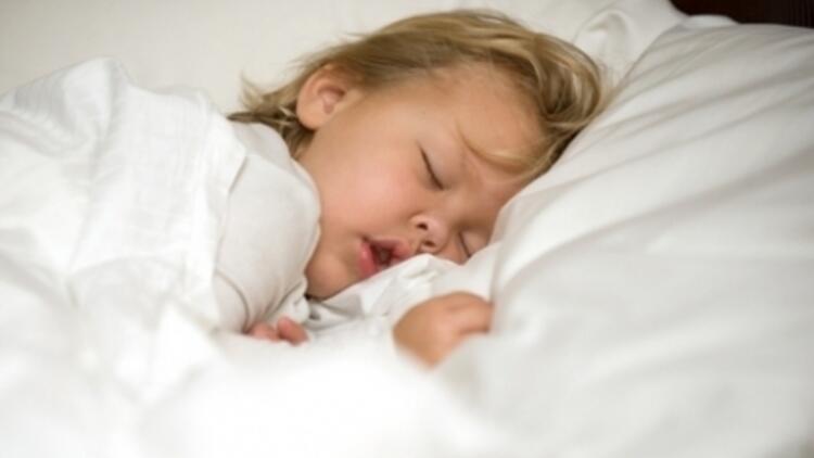 Çocuğunuz Horluyorsa Uyku Testi Şart!