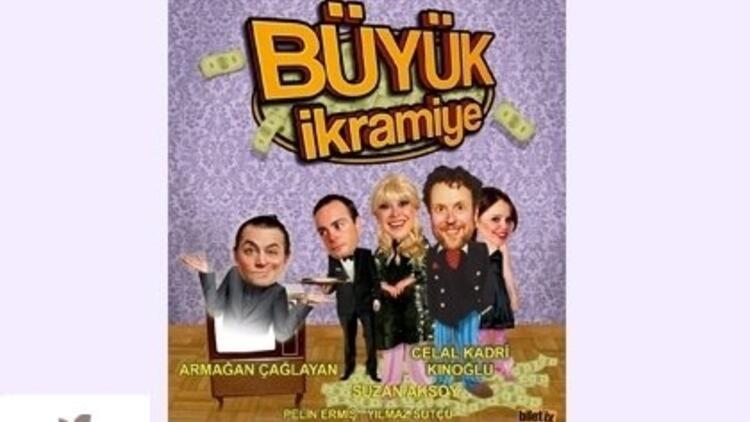 Büyük İkramiye İstanbul'da!