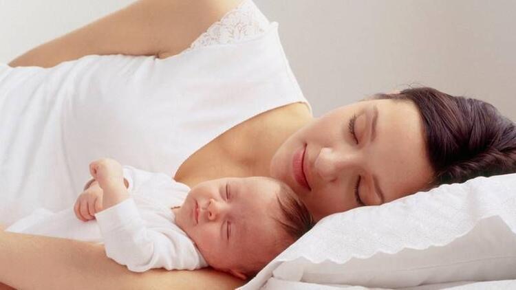 Bebeğinizle birlikte melekler gibi uyumanın yolları