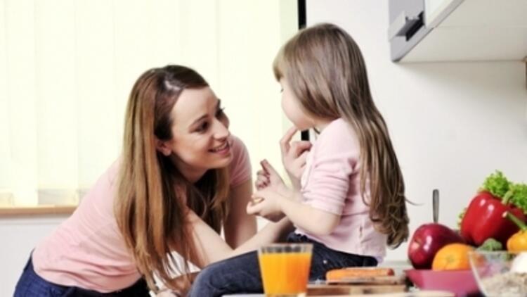 Çocukla İletişim Kurmak Gerekiyor