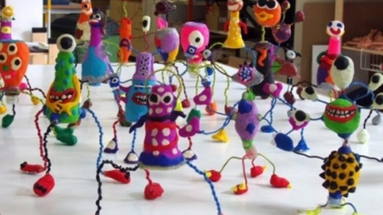 Çocuklar için Sanat Etkinlikleri