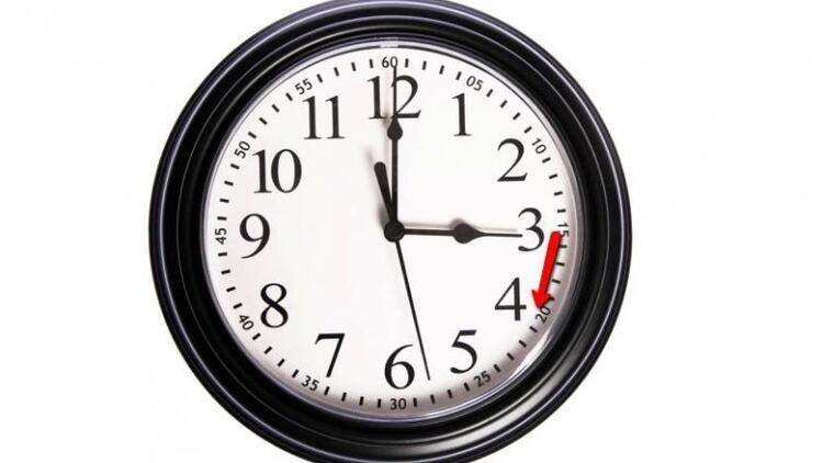 Bu gece saatlerinizi 1 saat ileri almayı unutmayın!