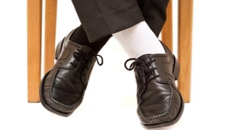 Erkeklerin Beyaz Çorap Sevdası