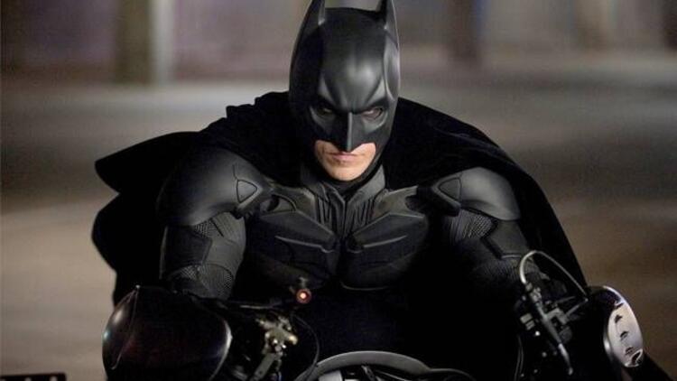 Batman üçlemesinin destansı finali!