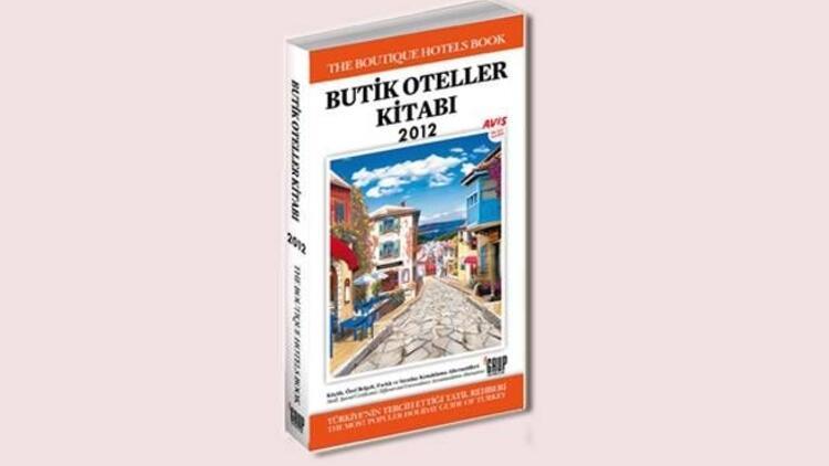 Butik Oteller kitabı raflardaki yerini aldı!