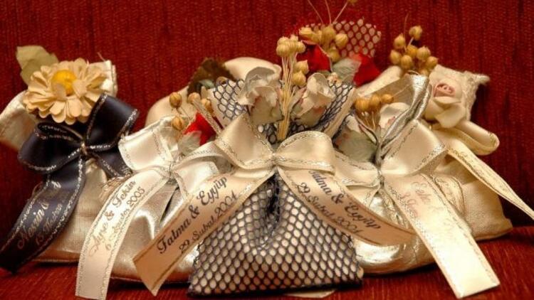 2012'nin favori nikah şekerleri