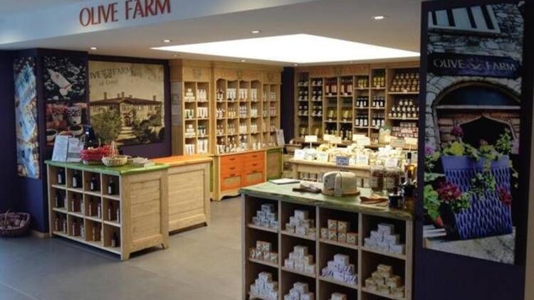 Olive Farm yeni mağazasını Kuruçeşme'de açtı