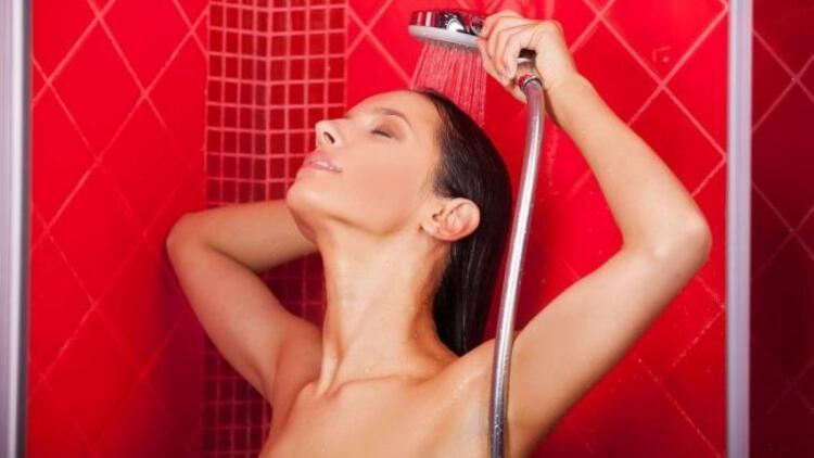 Sıcak suyla banyo yapmayın!