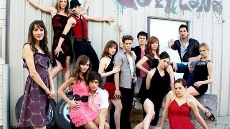 American Dance Theatre Odyssey geliyor