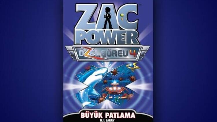 Zac Power'la yeni maceralar!