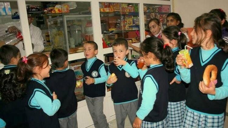 Okul kantinlerine kalori sınırlaması geliyor
