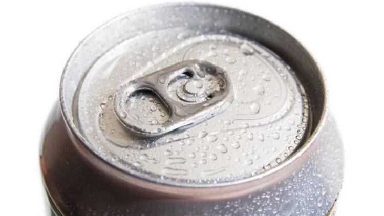 Metal kutulu içecekler sağlığımızı tehdit ediyor