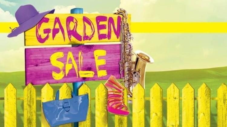 Tasarımseverler Garden Sale'de buluşuyor