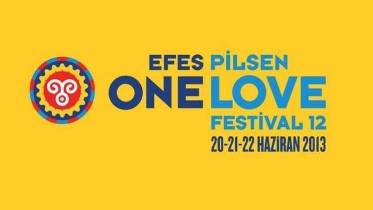 ''Efes Pilsen One Love Festival 12'' programı açıklandı