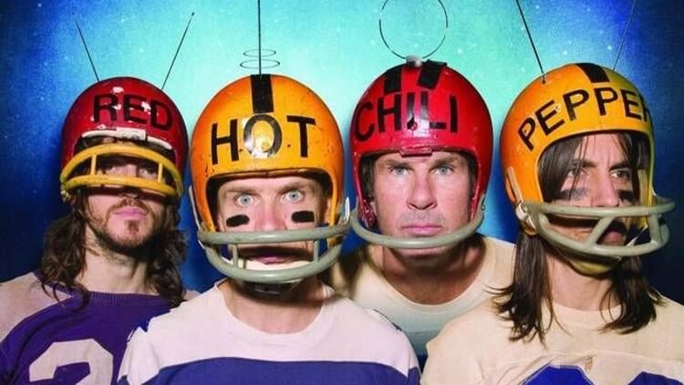 Red Hot Chili Peppers İstanbul'a geliyor