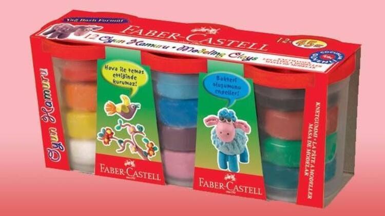 Çocukların renkli dünyası Faber-Castell