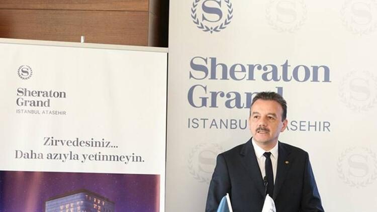 Sheraton Grand İstanbul Ataşehir hizmete açıldı!