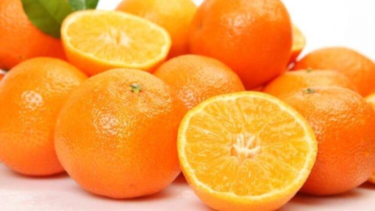 Kışın vazgeçilmez meyvesi portakalın faydaları