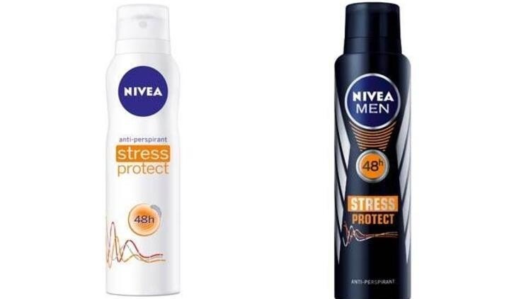 Nivea Stress Protect Deodorant ile terlemeye son!