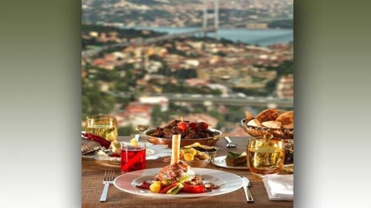 İstanbul Bosphorus Hotel'de ramazan nostaljisi