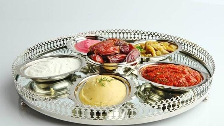 İdeal yaz iftarları için ramazan menüsü