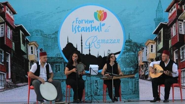 Ramazan'ın tadı Forum İstanbul'da!