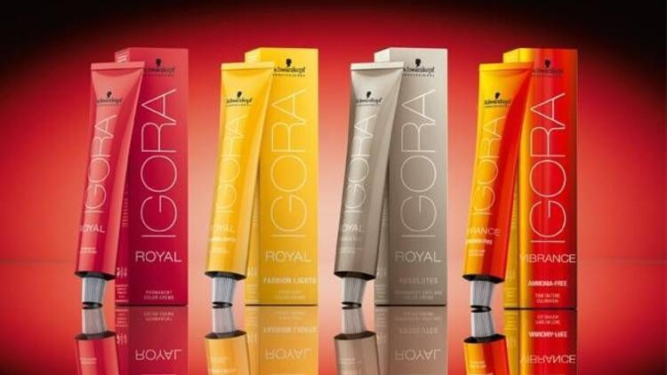 İgora Royal ile yüksek çözünürlüklü renkler