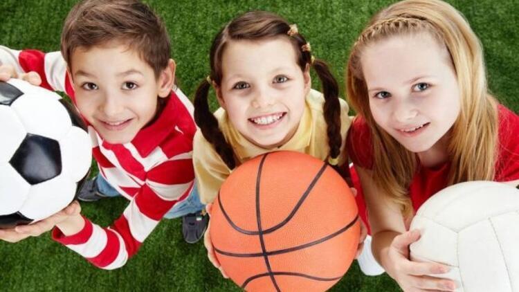 Çocuklar kaç yaşında spora başlamalı?
