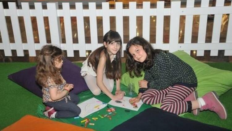 Çocuklar için bilim, sanat ve drama etkinlikleri