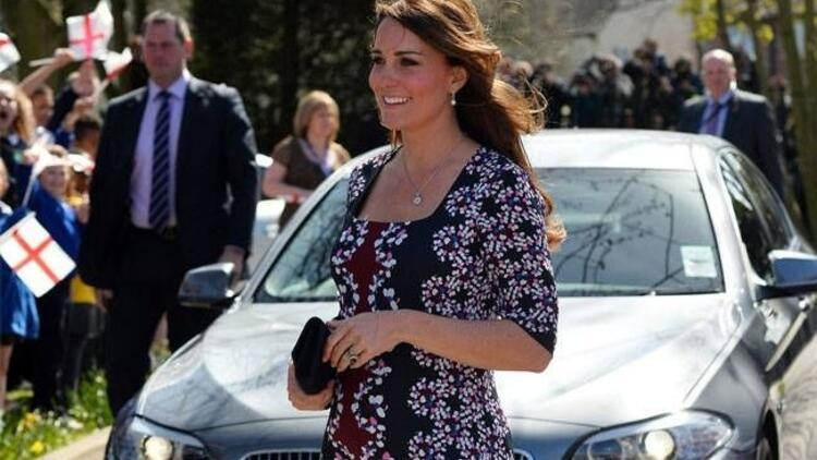 Kate Middleton'ın doğum yöntemi: Hypnobirthing