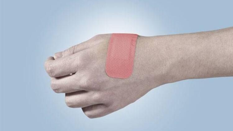 Yaraları 3 kat daha hızlı iyileştiriyor