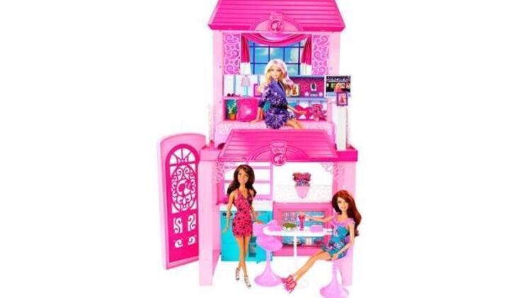 Barbie'den kızlara özel bayram serisi...