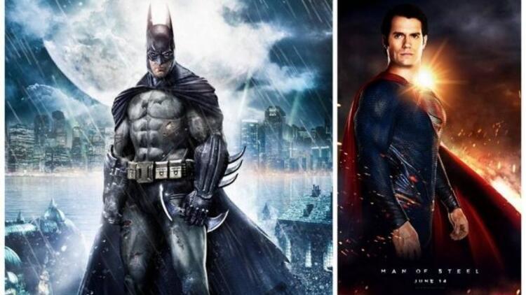 Batman ile Superman karşı karşıya!