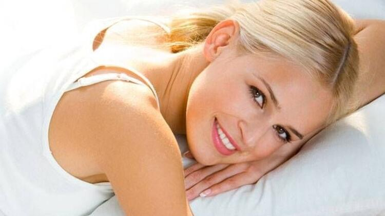 Yataktan kalktığınızda bile güzel görünün