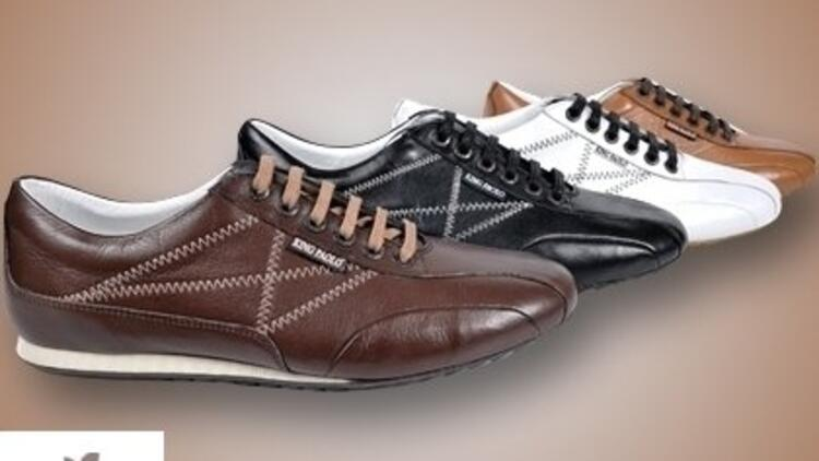 King Paolo'dan Klimalı Ayakkabılar