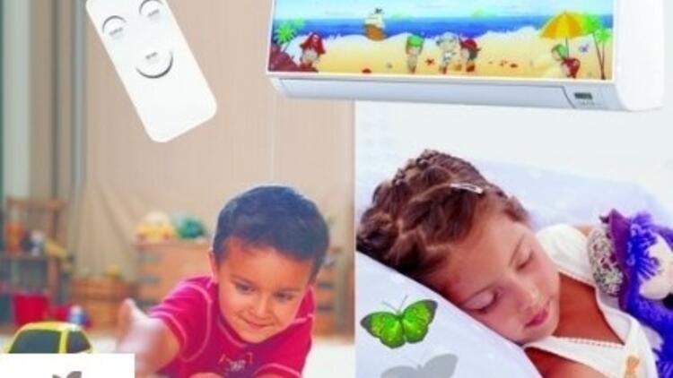 Çocuk Odası Kliması