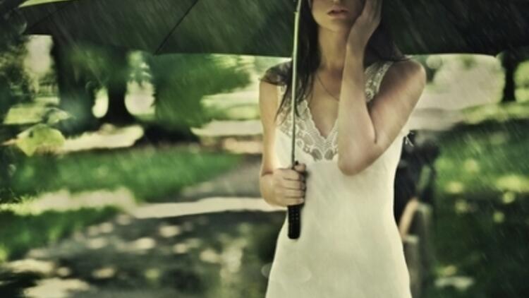 Yağmur, Polenleri Azaltıyor