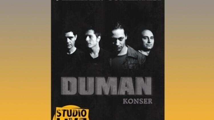 Studio Live'da Duman Konseri
