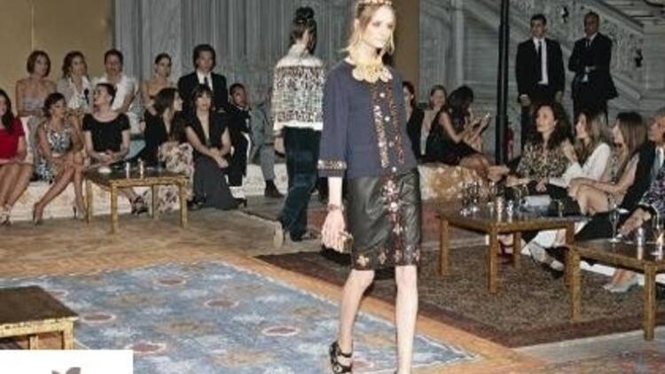 Çırağan Sarayı'nda Chanel Rüzgarı Esti